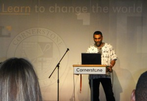 Kumi  Naidoo of Greenpeace on COP 21