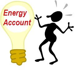 Screen bean with energy account