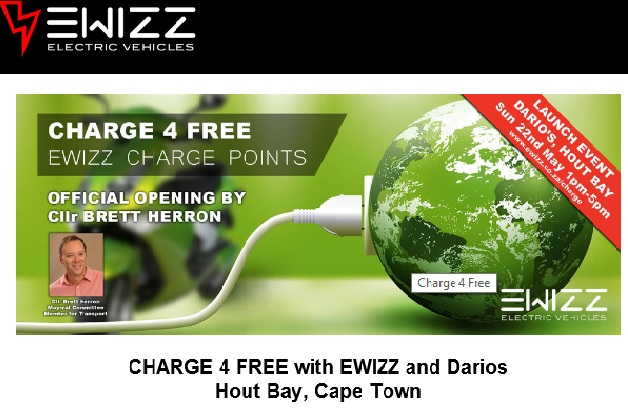 ewizz free charge event