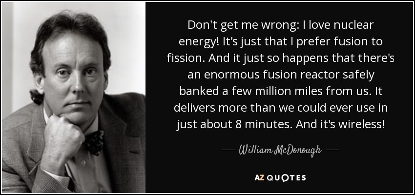 Nuclear quote by William McDonogue