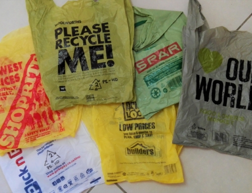 Plastic shopping bags – the CON in Convenient!