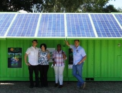 AUW 2017 Seedling energy & water projects with impact