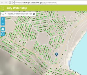 2018 01 Extract City Water Map - usage tracker