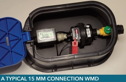 How to read new Cape Town smart Water Demand Meters - Green Audits