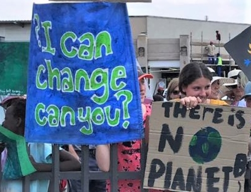Climate Strike – Youth Pushing for System Change